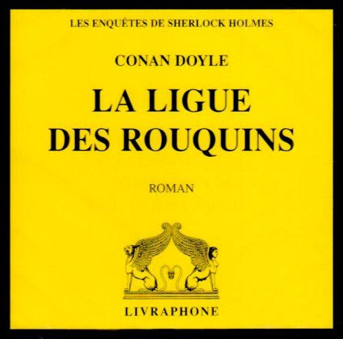 La Ligue des rouquins (CD audio) par Arthur Conan Doyle