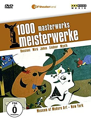 1000 Meisterwerke - Museum of Modern Art/New York