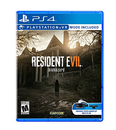Resident Evil 7 Biohazard Sony Playstation 4 PS4 Game