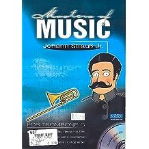 Masters Of Music - Johann Strauss jun. - Trombone and Tuba - BOOK+CD