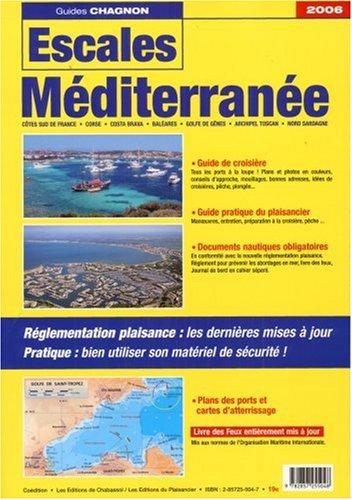 Escales : Méditerranée, avec un Journal de Bord