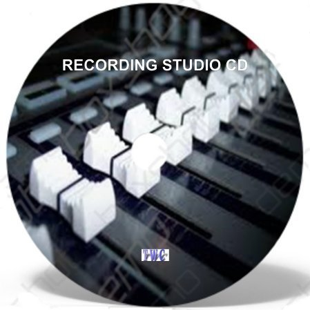 RECORDING STUDIO CD - CUBASE, FRUITYLOOPS SIMILAR + DJ + DRUMS - ALL YOU NEED TO RECORD YOUR OWN MUSIC AT HOME - OR YOUR MONEY BACK... Test