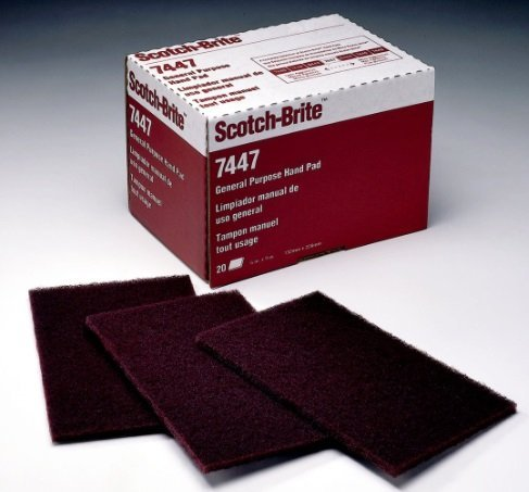 lot-of-5-red-3m-scuff-pads-scotch-brite-3m-brand-by-mrtaillight