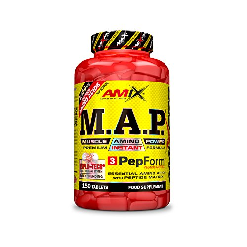 M.A.P. Muscle Amino - 150 tabs