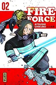 Fire force, tome 2 par Atsushi Okubo