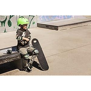 HUDORA Skateboard Harlem ABEC 7 – Skateboarding, 12752
