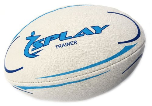 DE Splay Trainer Rugby Ball (Blue)- Size 3