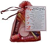 Best Birthday Gifts For Boyfriends - Boyfriend Survival Kit Gift Review