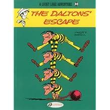 Lucky Luke - tome 30 The Daltons' escape (30)