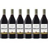 Falkenburg Dornfelder Qualitätswein halbtrocken  (6 x 1 l)
