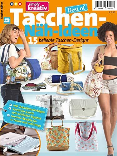 Simply Kreativ - Best of Taschen-Näh-Ideen: 15 beliebte Taschen-Designs