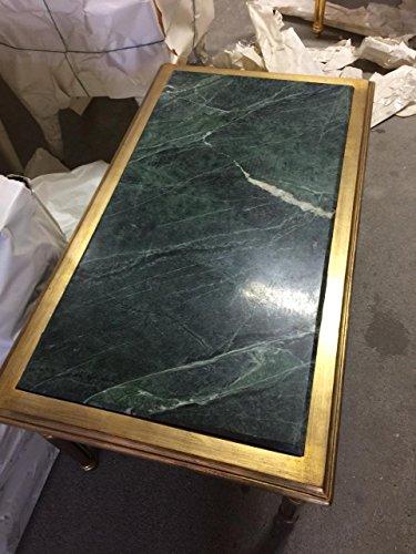 LouisXV Barock Couchtisch Tisch Marmor Antik Stil Rokoko AlSa0315GnSo Antik Stil Massivholz....