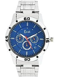 Cavalli Analogue Blue Dial Men's & Boy's Watch - Cs2371
