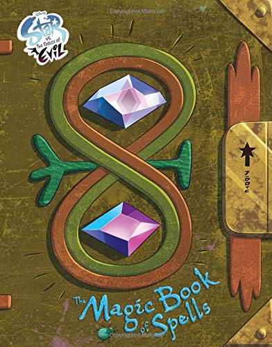Star vs. the Forces of Evil The Magic Book of Spells (Diese Vs, Die)