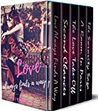 Love Always Finds A Way: A 5 Book Lesbian Romance Bundle (Themes Include Age Gap Romance, College Romance, Mystery, Happy Endings And Much More) (English Edition)