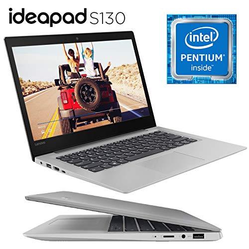 """PORTÃTIL LENOVO IDEAPAD S130-14IGM 81J2002USP - INTEL N4000 1.1GHZ - 4GB - 64GB EMMC - 14""""/35.5CM HD - NO ODD - W10 S - GRIS MINERAL"""