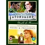 Atonement/ Pride and Prejudice