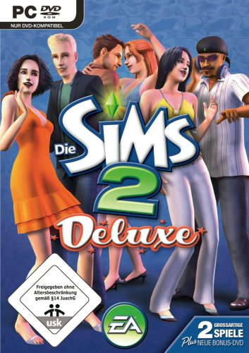 Electronic Arts  The Sims 2 Deluxe PC