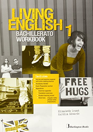 LIVING ENGLISH 1 WB.(2014) BCH 1