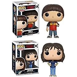 Funko POP! Stranger Things: Will + Joyce