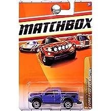 Matchbox 2010, Ford F-150 SVT RAPTOR 85/100, Desert Endurance. 1:64 Scale.