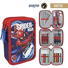 Spider-Man-2700000237 Spiderman Plumier, 19 cm Artesanía Cerdá ...