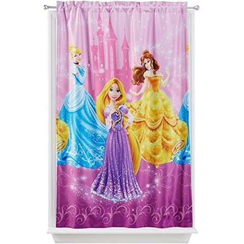 1 room darkening 100% polyester curtain panel