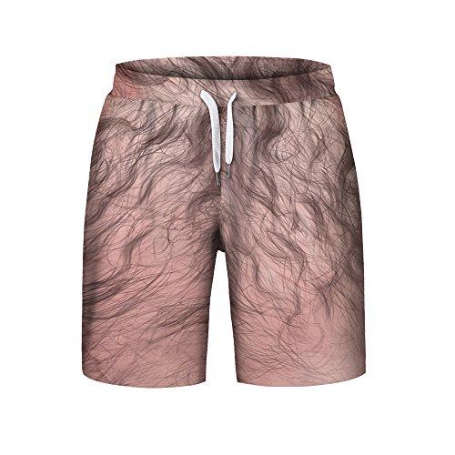 Kanpola Herren Sommer Shorts 3D Gedruckte Strand Kurze Hosen Casual Unterhose Sporthose Fitness Print Retroshorts Boxershorts Jogginghose Schwimmhose Schwimmshorts Badehose Badeshorts Unterwäsche