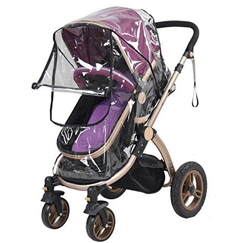 Gosear Regenschutz für Kinderwagen
