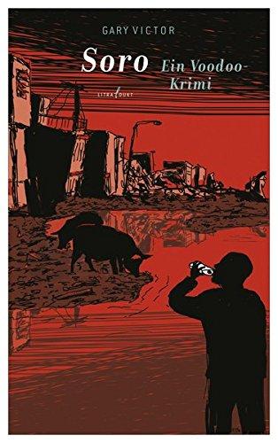 Buchseite und Rezensionen zu 'Soro: Ein Voodoo-Krimi' von Gary Victor