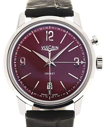 Vulcain 50s Presidents\' Watch Steel 110151A85.BAL100
