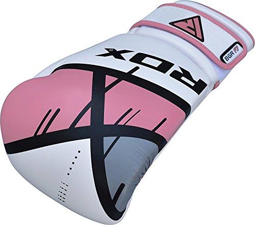 Authentische RDX Damen Rosa Pro Gel Boxhandschuhe