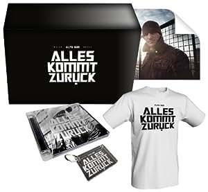 Alles Kommt zurück (LTD. Boxset inkl. T-Shirt Gr. L, Schlüsselanhänger, DIN A1 Poster)
