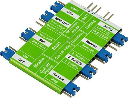 YUKI MODEL 4100201 - Wasabi Eco Jumper-ProgCard, Funktions- und Standmodellbau