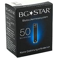 BG Star Teststreifen, 50 St. preisvergleich bei billige-tabletten.eu