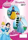 Best Disney Libros Para Niños 8-10s - Simplicity 2817 - Patrones de costura para disfraces Review