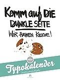 FormArt - Typokalender 2018 - Ackermann Kunstverlag