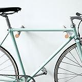 Designer Fahrrad Wandhalterung - BIKE HOOKS
