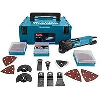 Makita TM3010CX3J Découpeur-Ponceur Multifonctions 320 W ( Kit d'Accessoires)