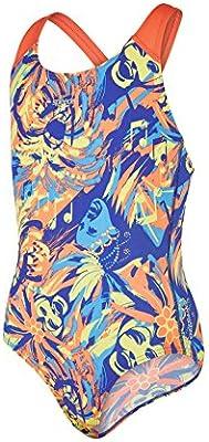 Speedo colour koleido Splashback-Bañador de niña
