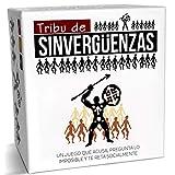 Tribu de Sinvergüenzas - El Mejor Juegos para Beber para Fiestas y Risas...