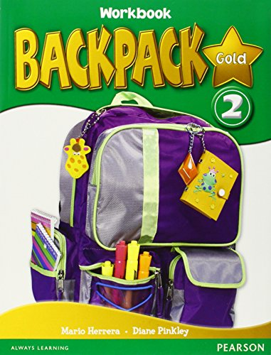 Backpack Gold 2 Workbook & CD N/E pack