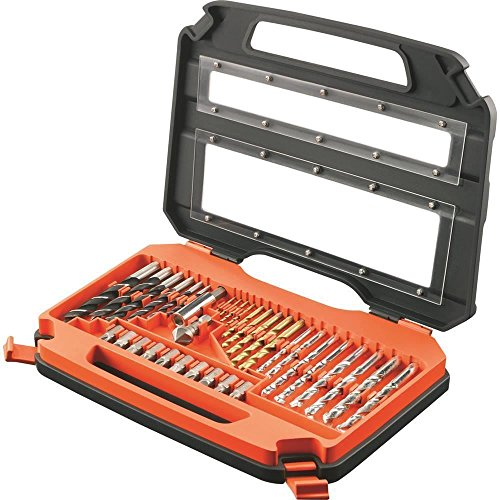 BLACK+DECKER Accessory Set in Carry Case - 35 Piece