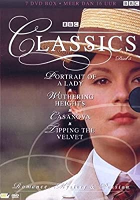 BBC Classics Collection - 4 Mini-Series (Vol. 5) - 7-DVD Box Set ( The Portrait of a Lady / Wuthering Heights / Casanova / Tipp