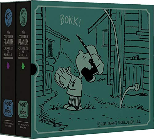 The Complete Peanuts 1995-1998 Gift Box Set