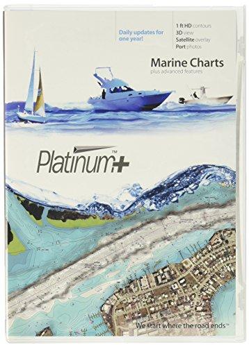 Navionics Platinum+ SD 906 SE-Us + Bahamas Karte auf SD/Micro-SD Karte - MSD/906P+