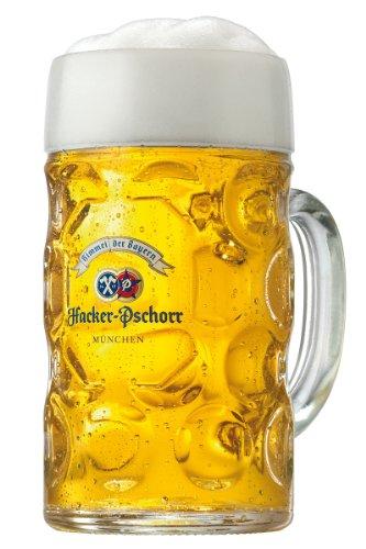 "Oktoberfest Bierkrug/Maßkrug\""Hacker Pschorr\"" München 2013/1 Liter"