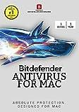 #8: BitDefender Antivirus For Mac 2017 - 1 Device, 1 Year (CD)