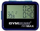 Gymboss miniMAX Intervallzeitgeber Und Stoppuhr BLAU / BLAU METALLIC-HOCHGLANZ - 4