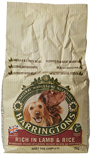 Harringtons-Complete-Lamb-and-Rice-Dry-Mix-Dog-Food-2-kg-Pack-of-4
